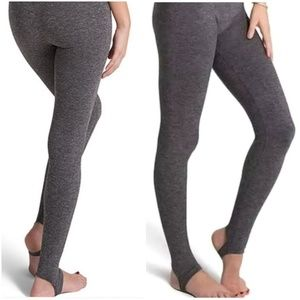 ASSETS by Spanx Stirrup Shaping Legging Gray XL